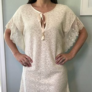 Candela Lace Party Dress